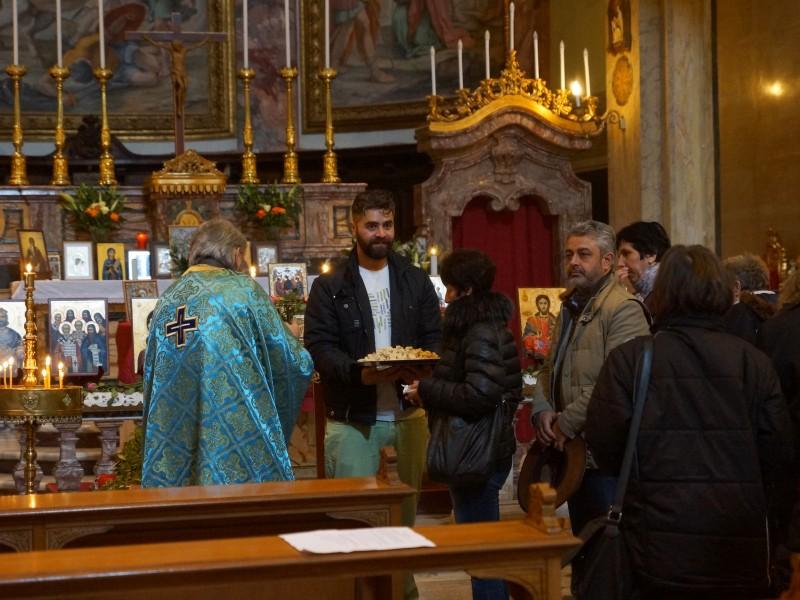 Тържествена литургия за Връбница в българската православна църква