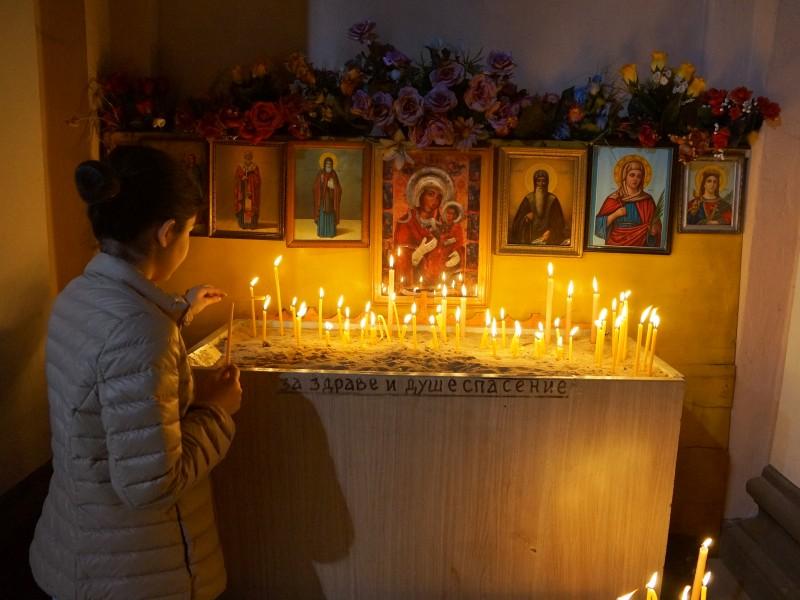 Българската църква в Милано, сн. Яна Гергова