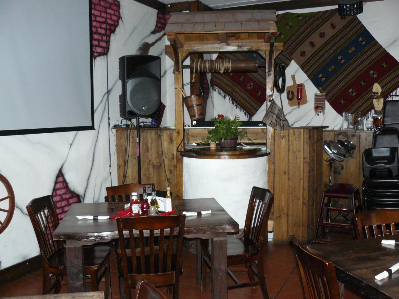 """Българският ресторант """"Механата"""" в Чикаго"""