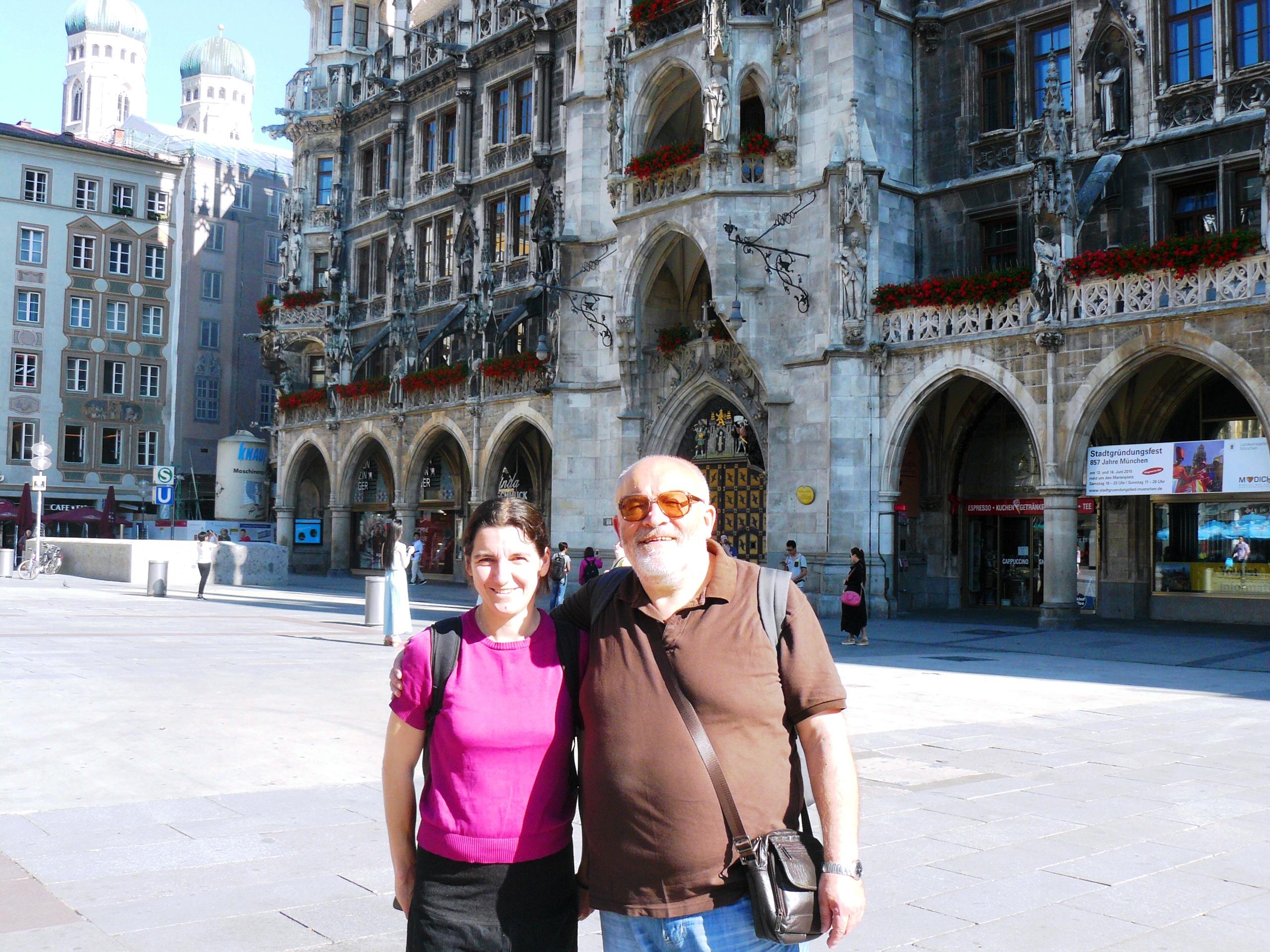 Доц. д-р Владимир Пенчев и гл.ас. д-р Таня Матанова