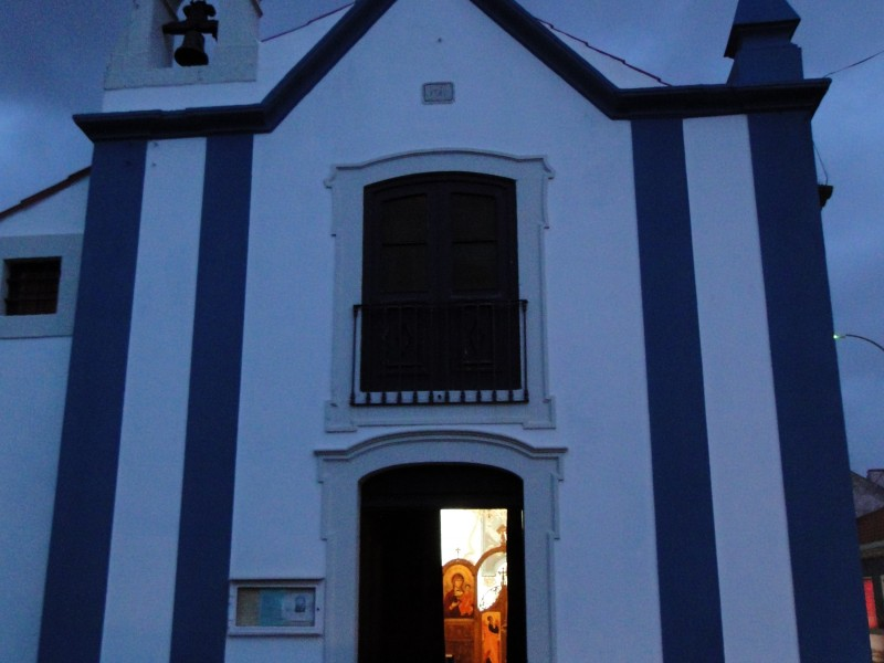 """Българската църква """"Св. Богородица"""" в Линда-а-Веля край гр. Лисабон (сн. Николай Вуков)"""