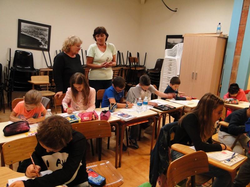 """Българското неделно училище """"Възраждане"""" в гр. Льорет де Мар"""