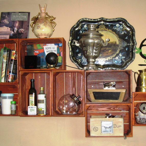 Елементи от материалното наследство на собствениците на EZO