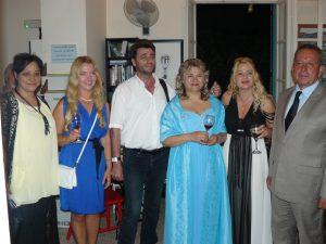 """Културната проява """"България в сърце ми"""" в Пафос, 24 май. Снимка: М. Борисова"""