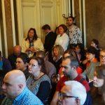 """Представяне на изданието """"Културно наследство: добри практики и проблеми"""" - публиката"""