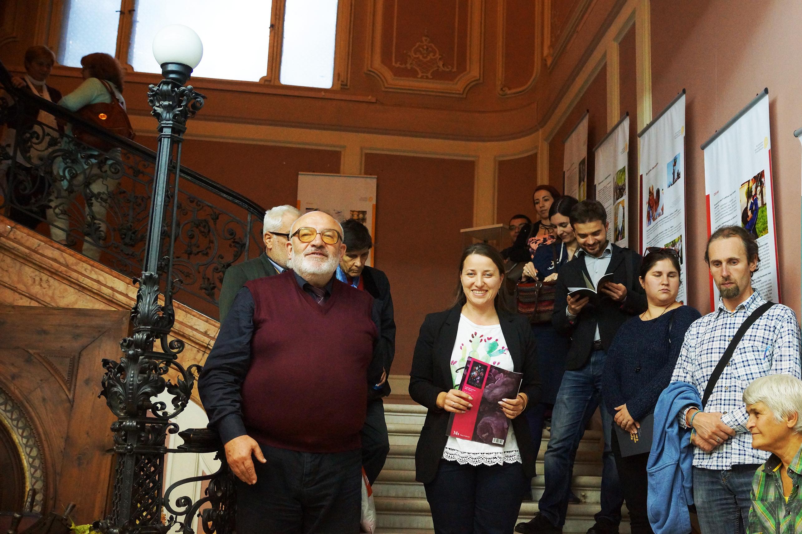 """Изложба """"Културно наследство на българите в миграция"""" - откриване"""