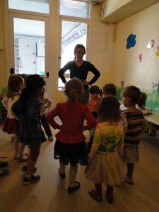 """Учебни занятия и празнуване на рожден ден в Българско училище """"Васил Левски"""""""