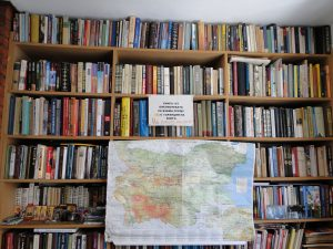 "Библиотека към БПЦ ""Св. Климент Охридски"" в Брюксел"