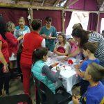 Работилница по приготвяне на мартеници в Българския културен център в Мидранд
