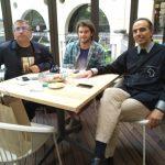 Среща с Михаил Мутафчиев – бизнесмен, един от иницаторите за създаване на българско училище и културен център на българите в Йоханесбург и Претория