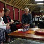 """На приятелски разговор в """"Лапата"""" към Българския културен център в Мидранд"""