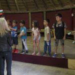 Репетиция за предстоящото отбелязване на националния празник 3 март в Българския културен център в Мидранд