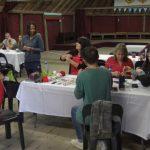 """Работилница по изготвяне на мартеници в """"Лапата"""" към Българския културен център в Мидранд"""